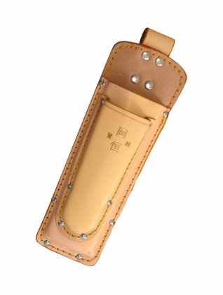 Product image Double leather holster Okatsune 130: for pruner and saw