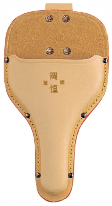 Product image Leather holster Okatsune 131: for scissors 201, 203 and 221